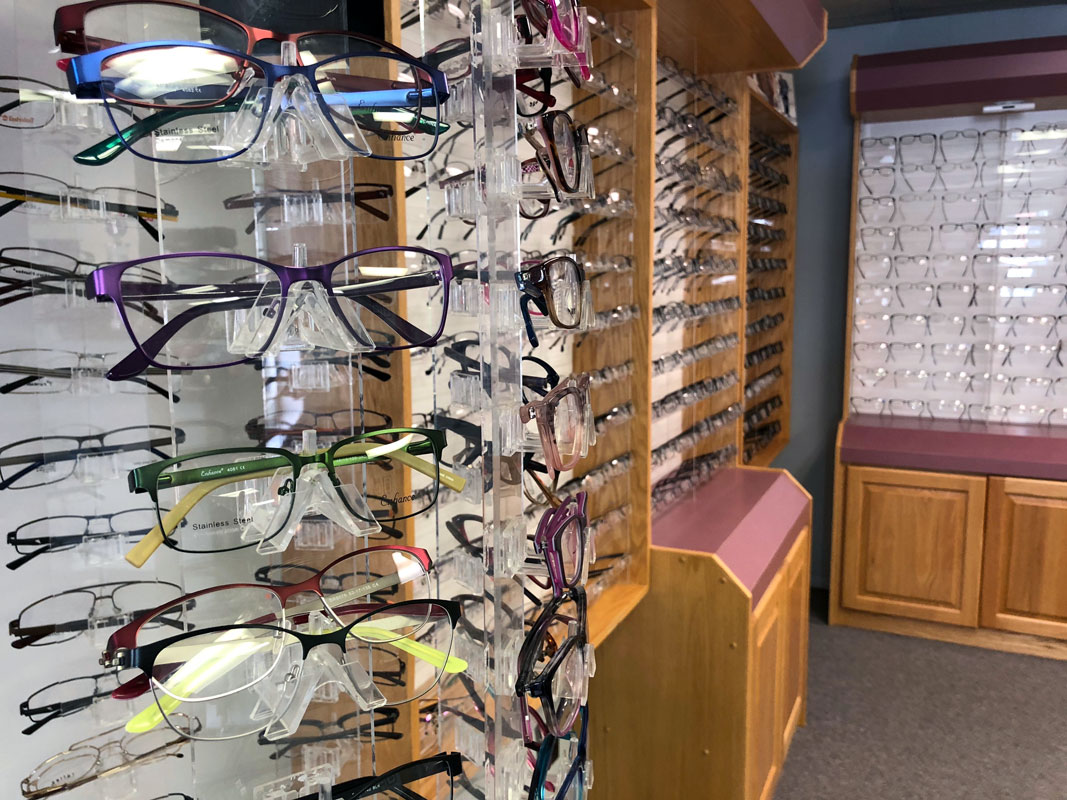 Lots of frames to choose from